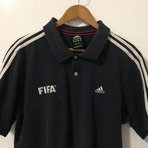 Men's FIFA Adidas Polo Shirt